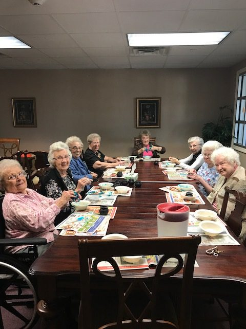Craft Club Witch 39 S Brew Windsor Gardens Assisted Living