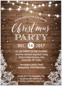 Christmas Party Invitation 216x300 - Christmas Party