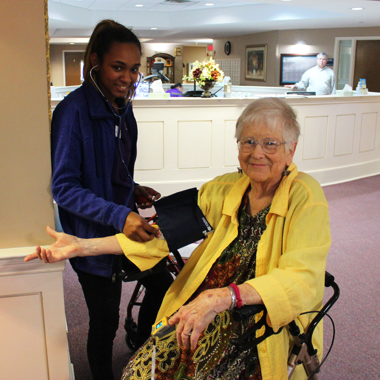 Senior Living Nursing Care Knoxville TN