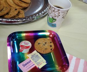 20211005 154544 scaled e1633470585805 300x247 - Senior Living: Coffee & Cookie Time!