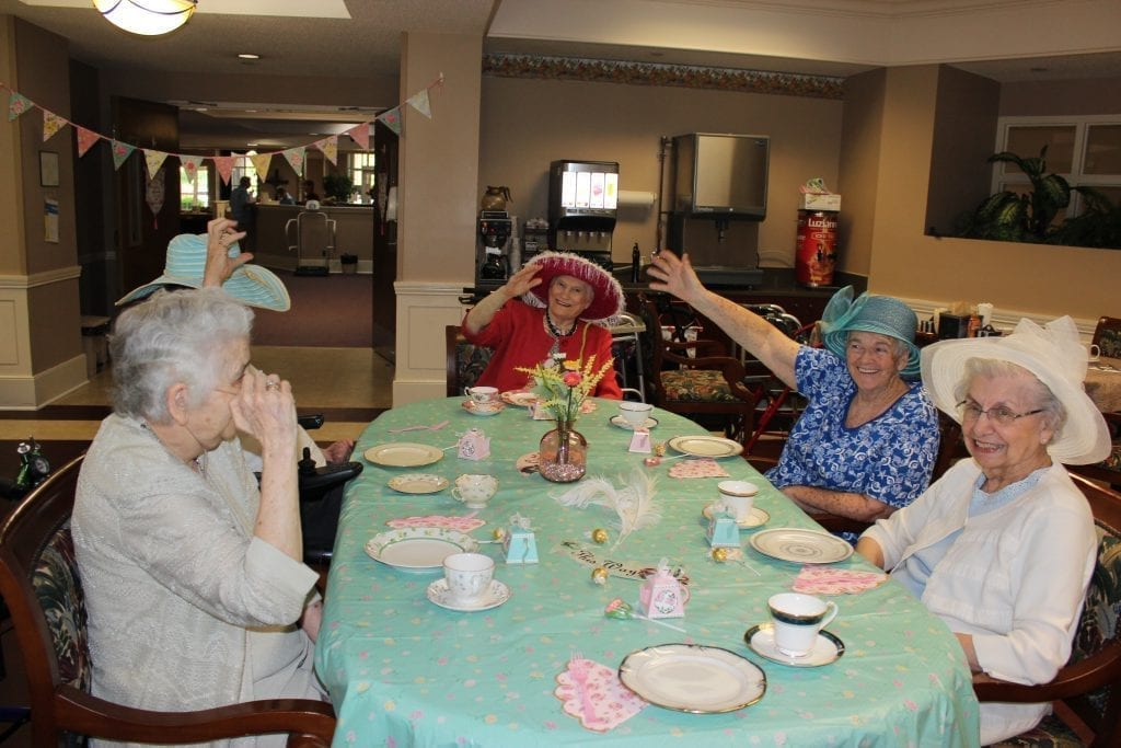 IMG 7265 1024x683 - Annual Mother's Day Tea Party