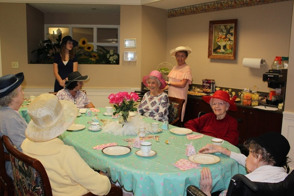 IMG 7281 1024x683 - Annual Mother's Day Tea Party