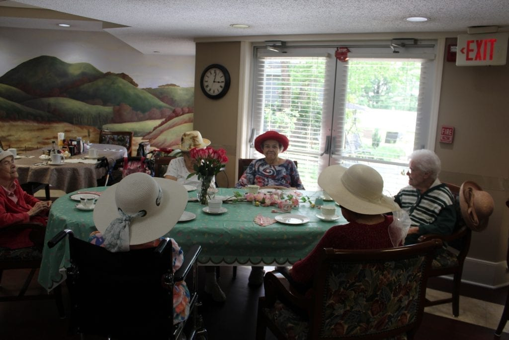 IMG 7284 1024x683 - Annual Mother's Day Tea Party