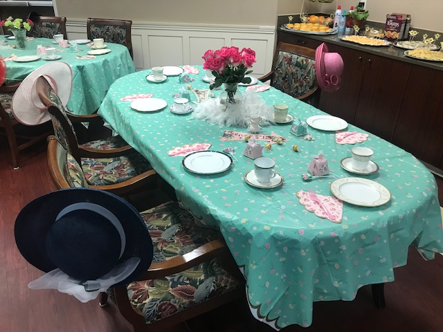 IMG 7553 - Annual Mother's Day Tea Party
