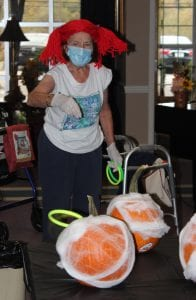 IMG 7740 1 196x300 - Halloween Day at Windsor Gardens Assisted Living
