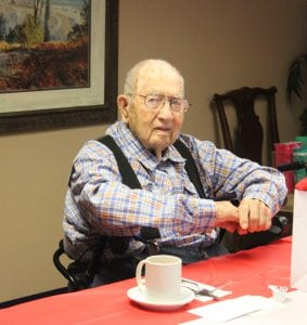 IMG 7838 283x300 - A great big THANK YOU to all the veterans at Windsor Gardens Assisted Living for serving our country!!