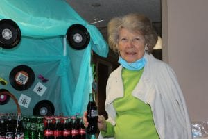 IMG 7902 300x200 - The residents enjoyed 50's SODA FOUNTAIN with soft drinks, and moon pies, and BINGO!!!
