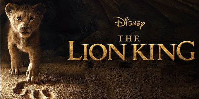 Lion King - Lion King at the Cinebarre