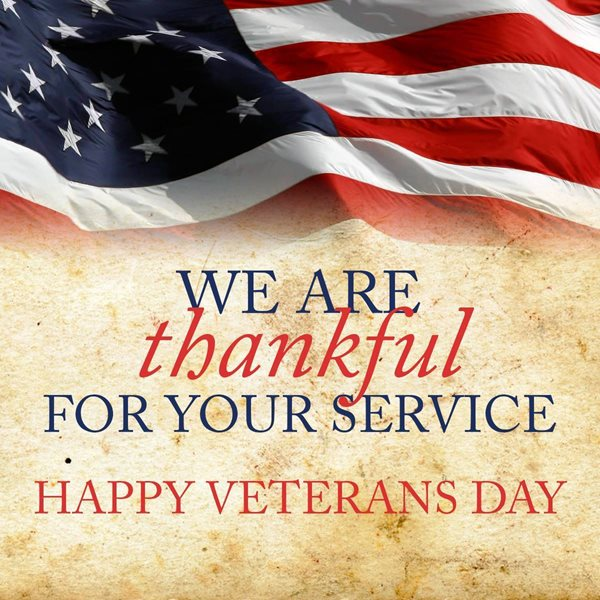 Veterans Day 1 - Happy Veteran's Day!!!