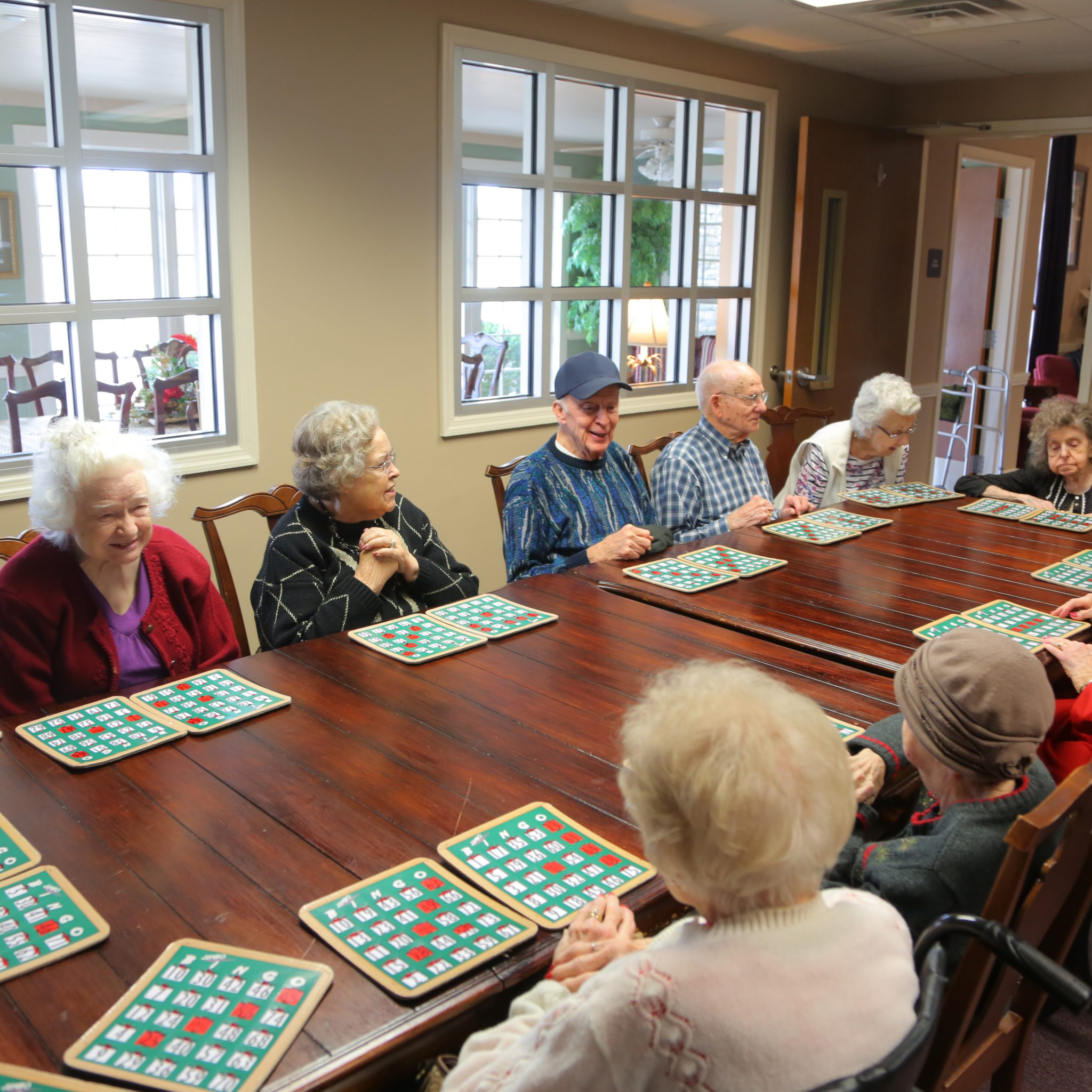 bingosquare - Life at Windsor Gardens